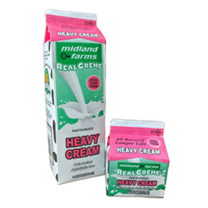 Heavy Cream - Quart